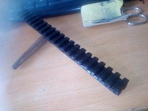 Picatinny Rail 205 mm
