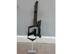 """""""V"""" the """"Visitors"""" Laser Sniper Rifle"""