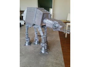 Motorized STARWARS AT - AT