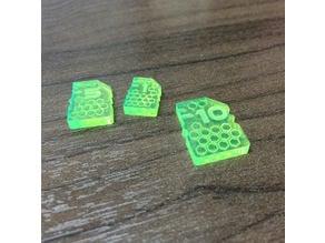 Laser Cut Acrylic Sci-Fi Money