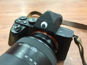 SONY A7 (gen2) Pyramid Hot Shoe Cover