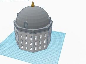 Hagia Sophia Domed Building