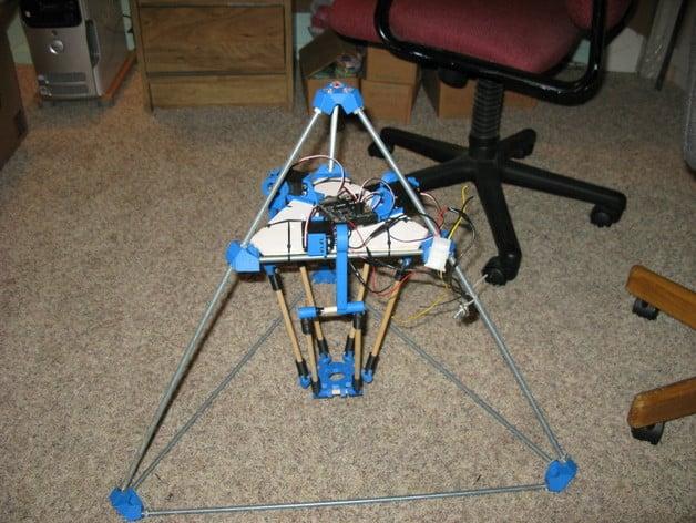 Delta Robot - Yazzo PolyBot Derivative