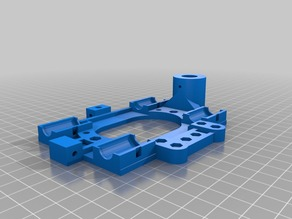 Prusa Dual Extruder X Carriage
