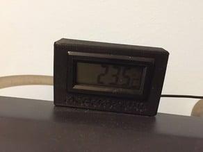 Aquarium thermometer holder - Case termometro acquario