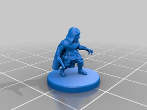 Gnome Illusionist Miniature