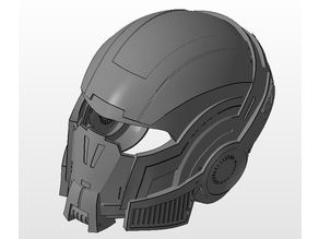 Mass Effect N7 Helmet
