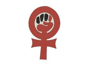 Socialist feminist symbols