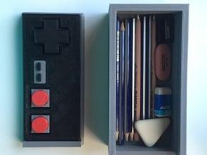 Nintendo Pencil Box