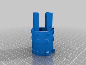 Dropper Bottle Paint Shaker 4 Prong
