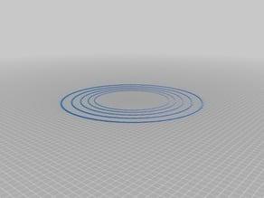 Leveling Test for Anycubic MEGA-S (i3 Mega)
