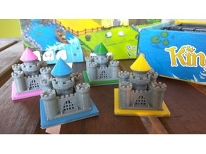 Kingdomino - Castles