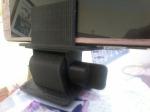 Cellphone Stand for camera use, like old days. Customizable.