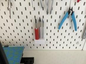 Scalpel Holder IKEA Skadis