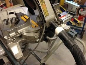 DeWalt DW715 Miter Saw Vacuum Hose Adapter