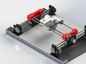 3 Axis CNC Platform