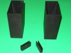 Parametric utility box