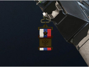 Rainbow Six Siege - Russian Independence Charm