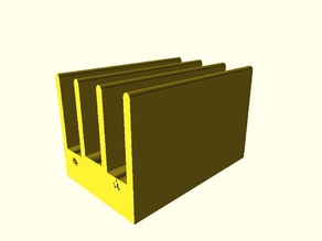 V7700W / V7700X heat sink 3D models