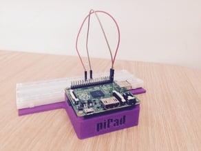 piPad - Raspberry Pi Prototyping Board