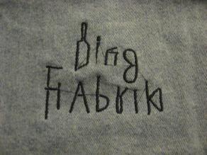 Dingfabrik Logo