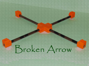 Xolé Broken Arrow Quadcopter