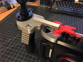 Various mods for Olympus PT-058 Housing for TG-5