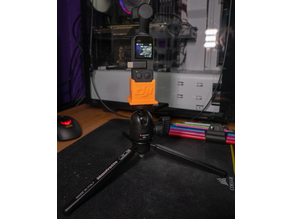 DJI Osmo Pocket Tripod Mount Base