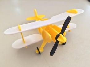 Little Plane Puzzle