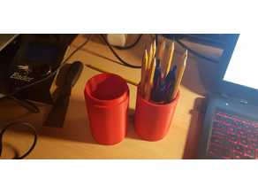 Pencil Case & Holder