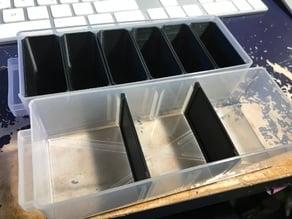 """Drawer Inlays for """"LUX Kleinteilemagazin"""""""
