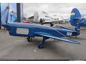 Caudron C-460 Radiator