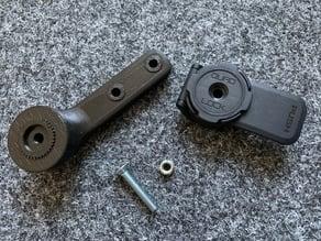 QuadLock Adapter for Ritchey Solo Streem Carbon Handlebars