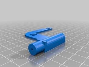 highly overengineered spool feeder for Fabrikator Mini V2