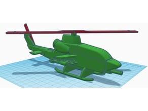 AH-1 Huey Cobra