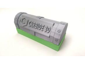 Toolbox / Bit Holder - Boite à outils - Nomad 883, Carbide 3D