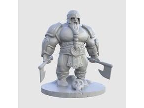 Dwarf Miniature