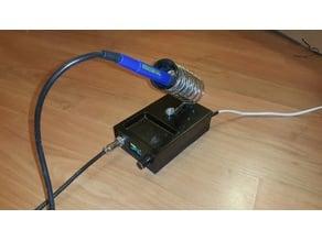 Hakko T12 OLED case & holder