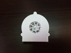 Blower Fan for 24MM motor