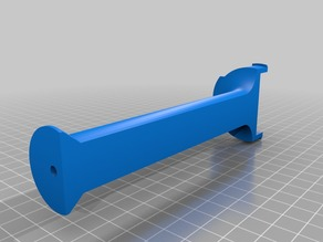 Spool Holder extended for 150mm wide 3kg spools