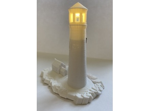 Tiny LED Lighthouse