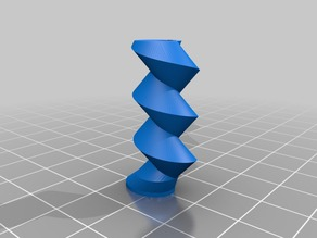 Worm with axle for Marbleator Mini