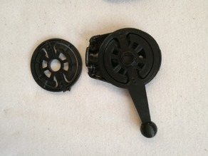 Husqvarna Lawnmower Gas Throttle
