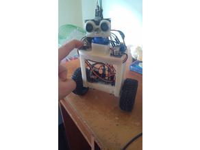 ESP8266 Self Balancing Robot