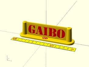 Text 1.1 (Gaibo)