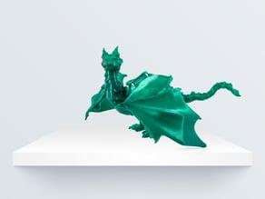 """Braq""  jointed dragon"