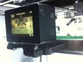 GoPro Print Bed Mount