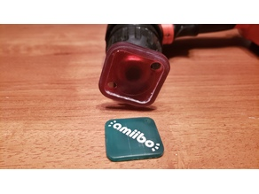 NFC amiibo Tile Drill Attachment