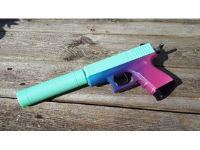 Prism - A Rainbow Pistol body kit
