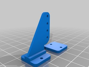 Aileron horn for rc planes